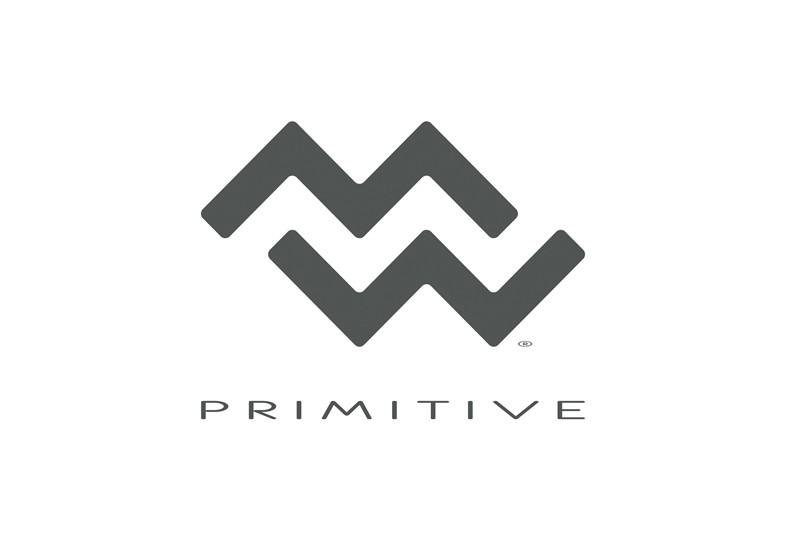 Logotipo Primitive